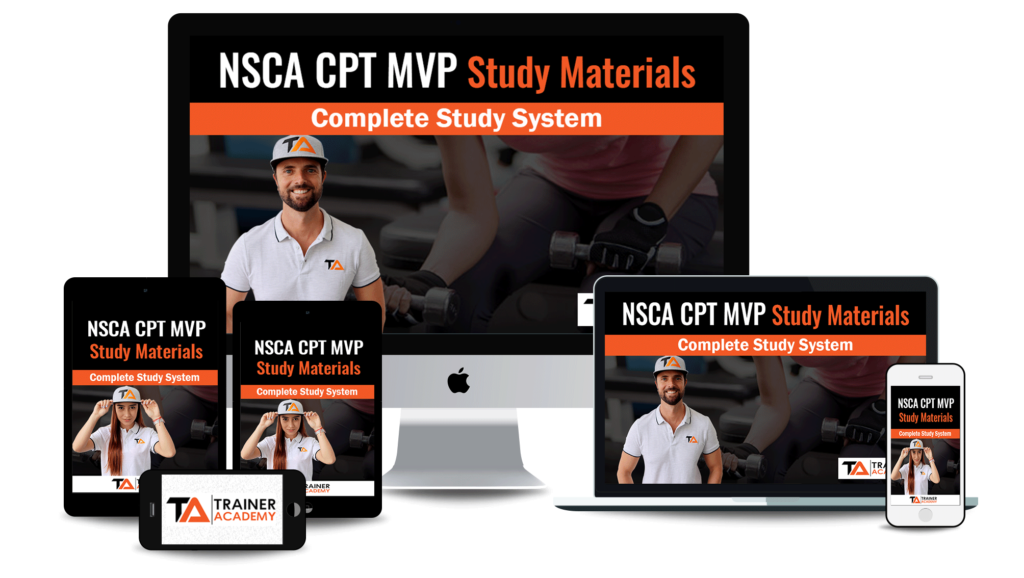 NSCA CPT MVP Package