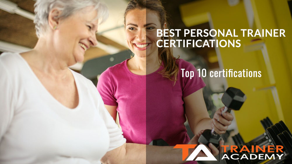 Best Personal Trainer Certifications