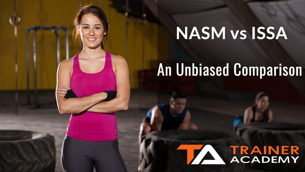 NASM vs ISSA new