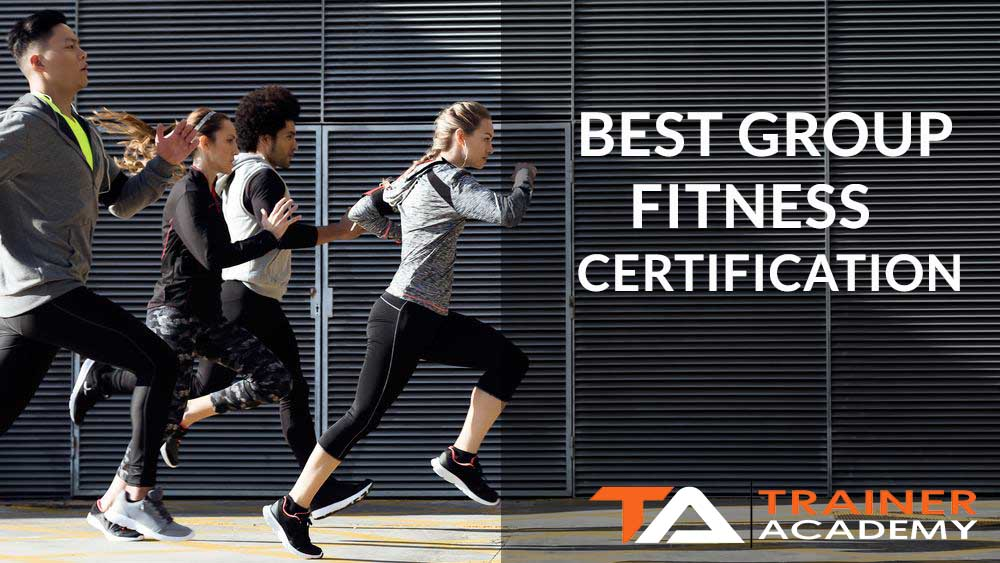 Best Group Fitness Certification