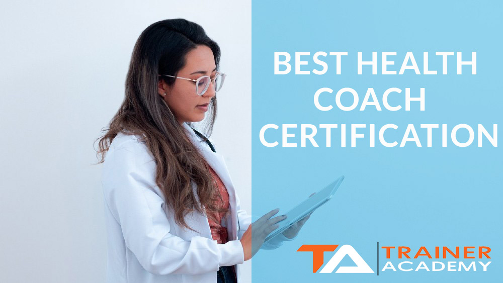 Best Health Coach Certification
