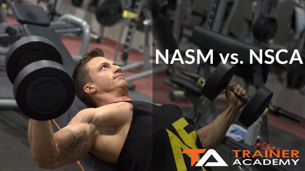 NASM vs. NSCA