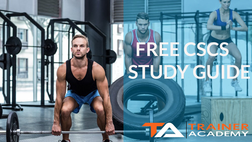 Free CSCS Study Guide