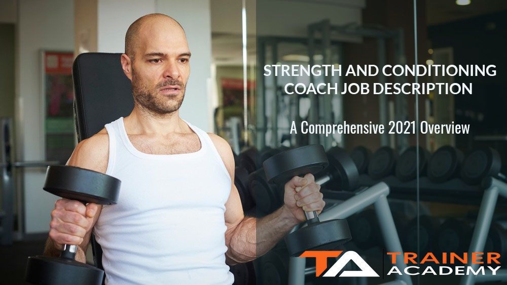 Strength and Conditioning Coach Job Description