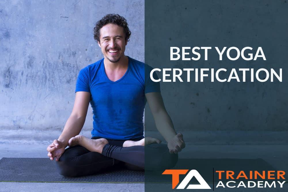 Best Yoga Certification