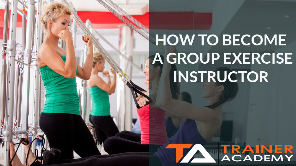 How to Become a Group Exercise Instructor