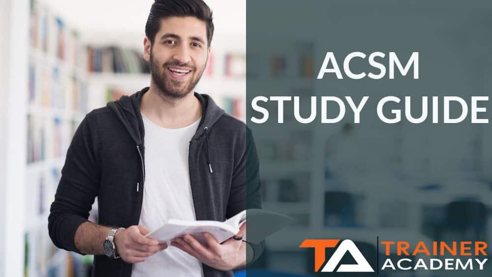 ACSM Study Guide
