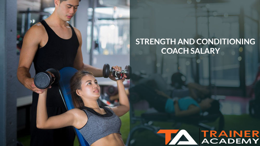 Strength and Conditioning Coach Salary